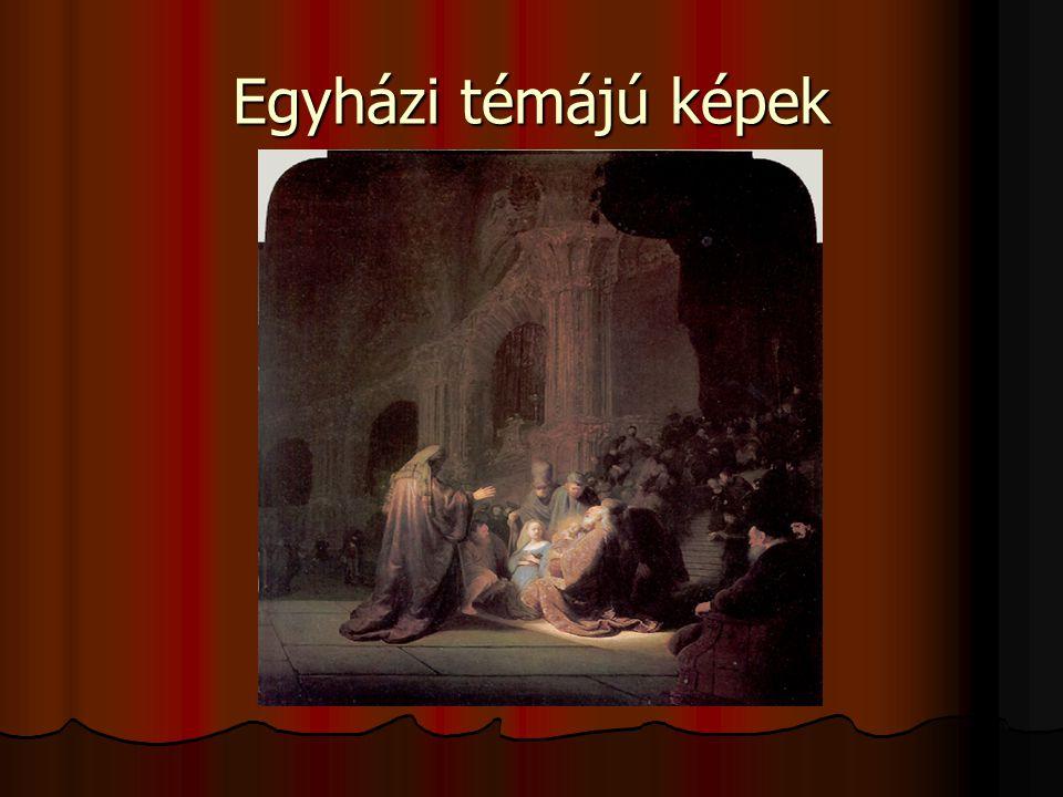 Egyházi témájú képek