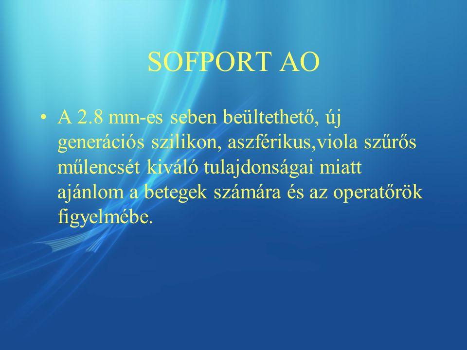 SOFPORT AO