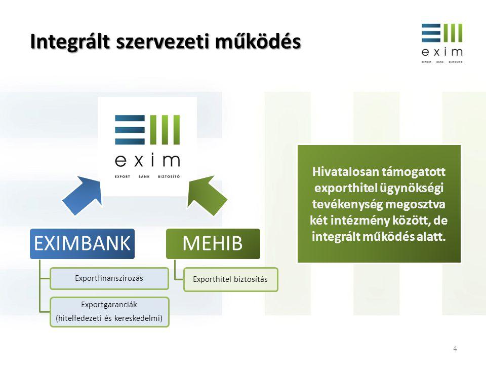 Integrált szervezeti működés
