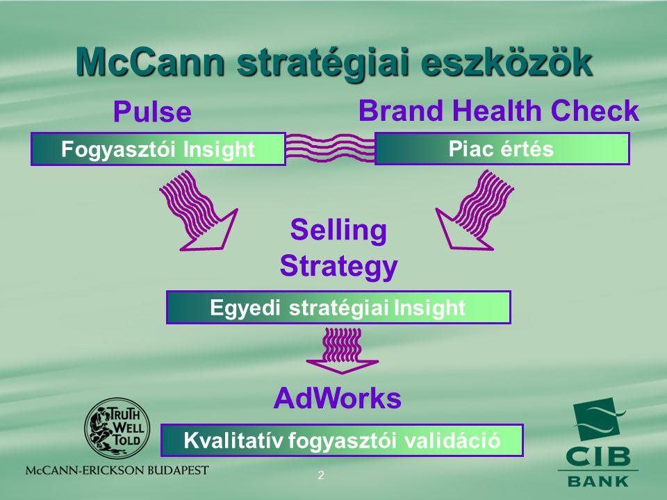 McCann stratégiai eszközök