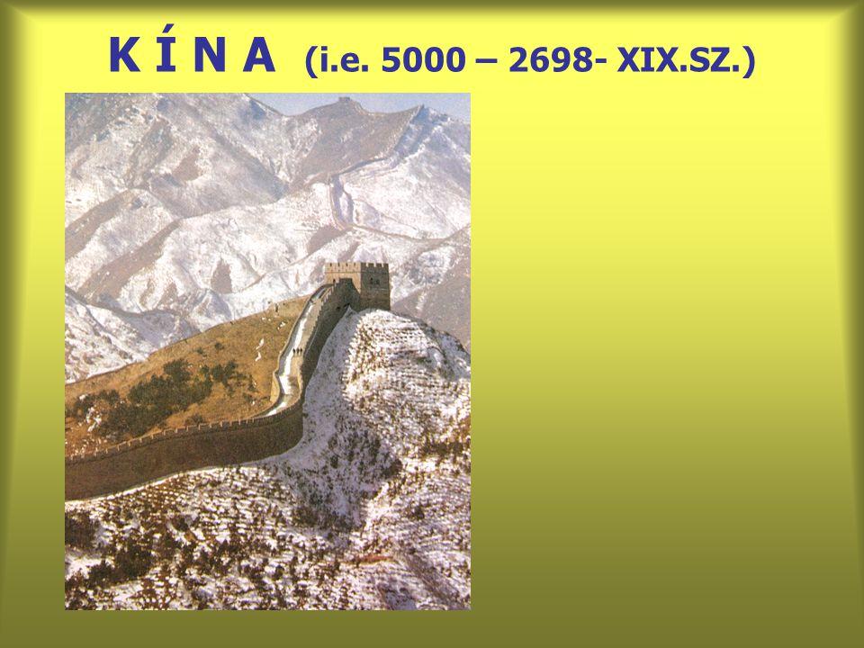 K Í N A (i.e. 5000 – 2698- XIX.SZ.)