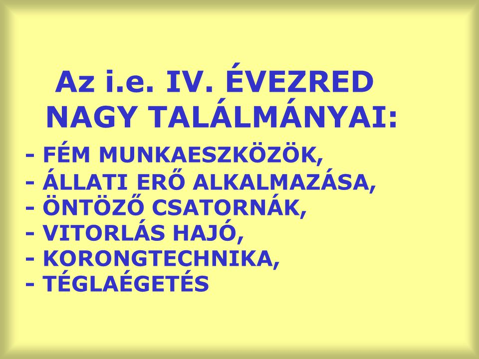 Az i.e. IV.