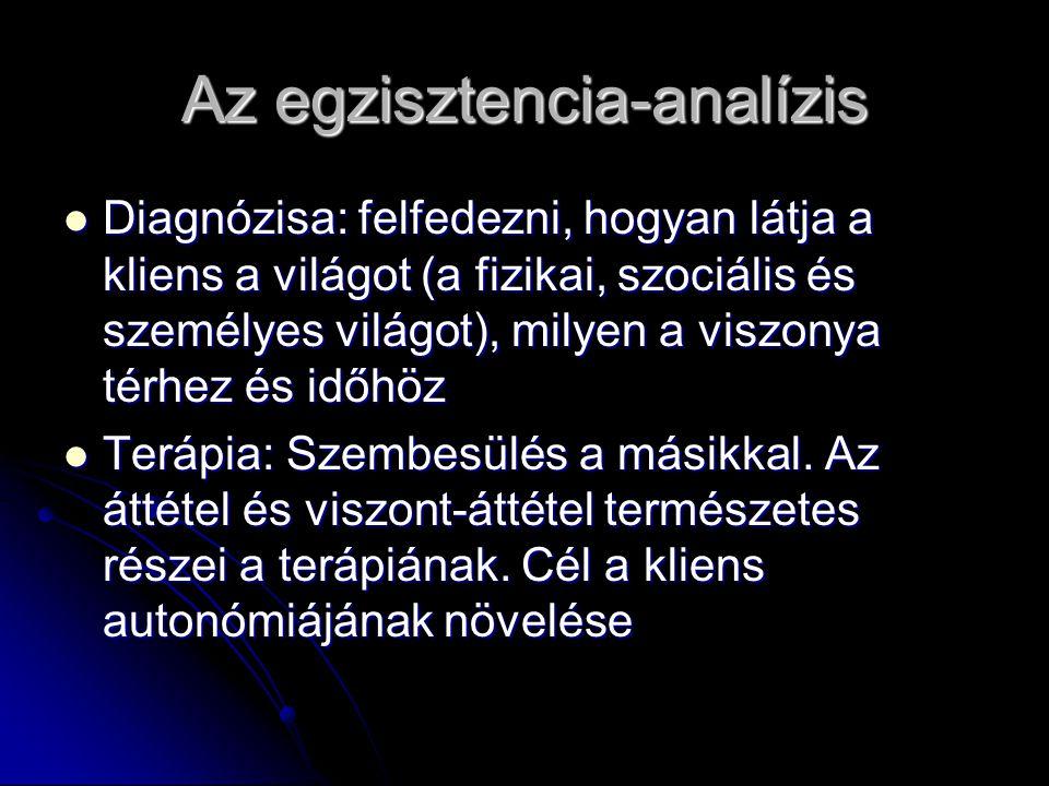 Az egzisztencia-analízis
