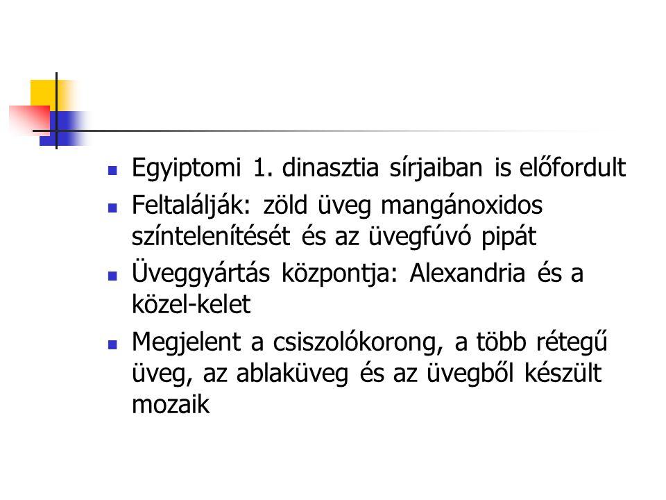 Egyiptomi 1. dinasztia sírjaiban is előfordult