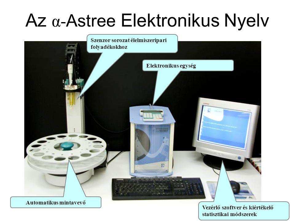 Az α-Astree Elektronikus Nyelv
