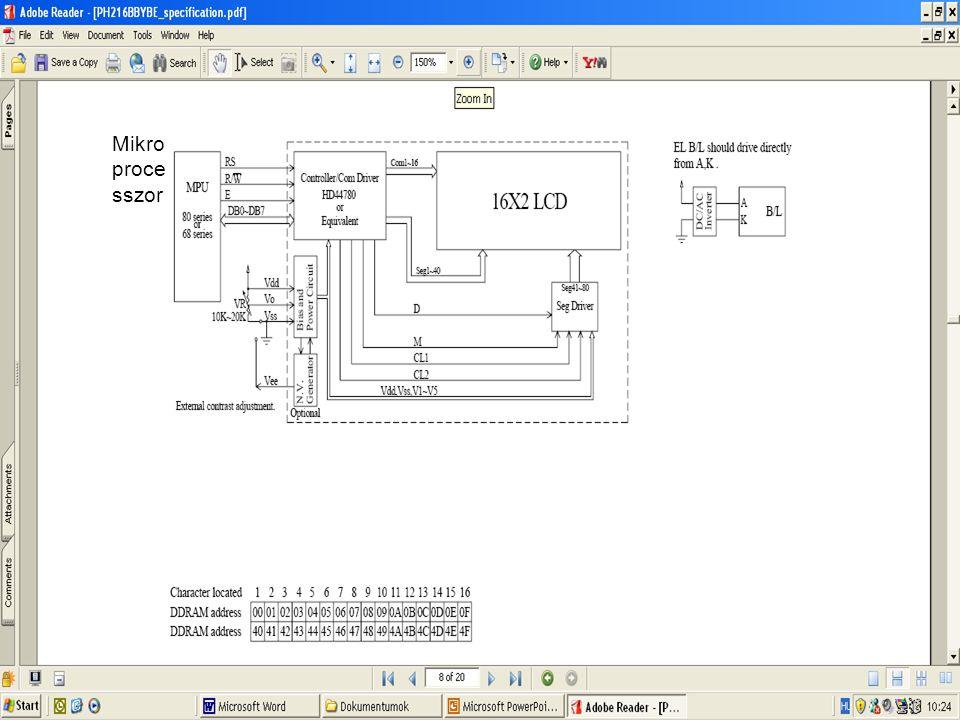 Mikroprocesszor