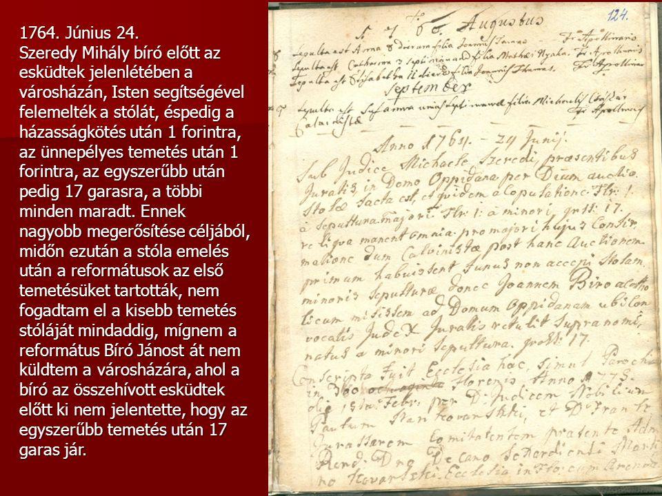 1764. Június 24.