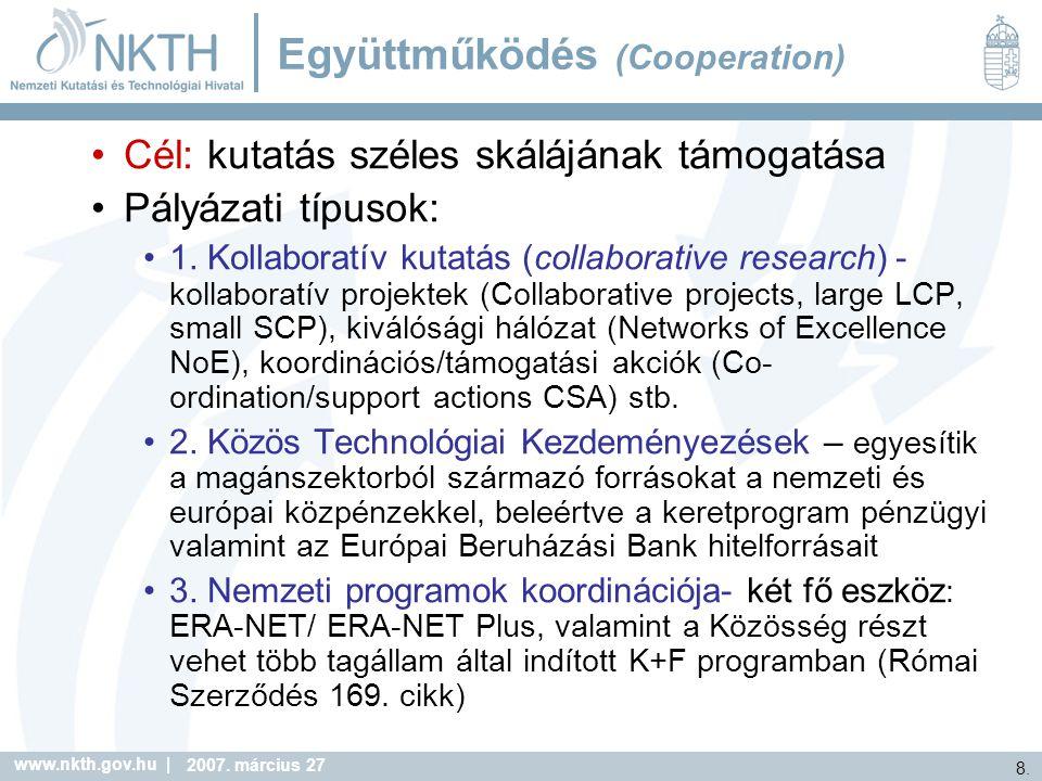 Együttműködés (Cooperation)
