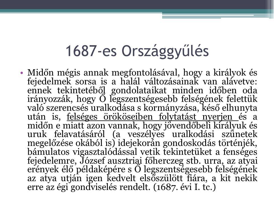 1687-es Országgyűlés