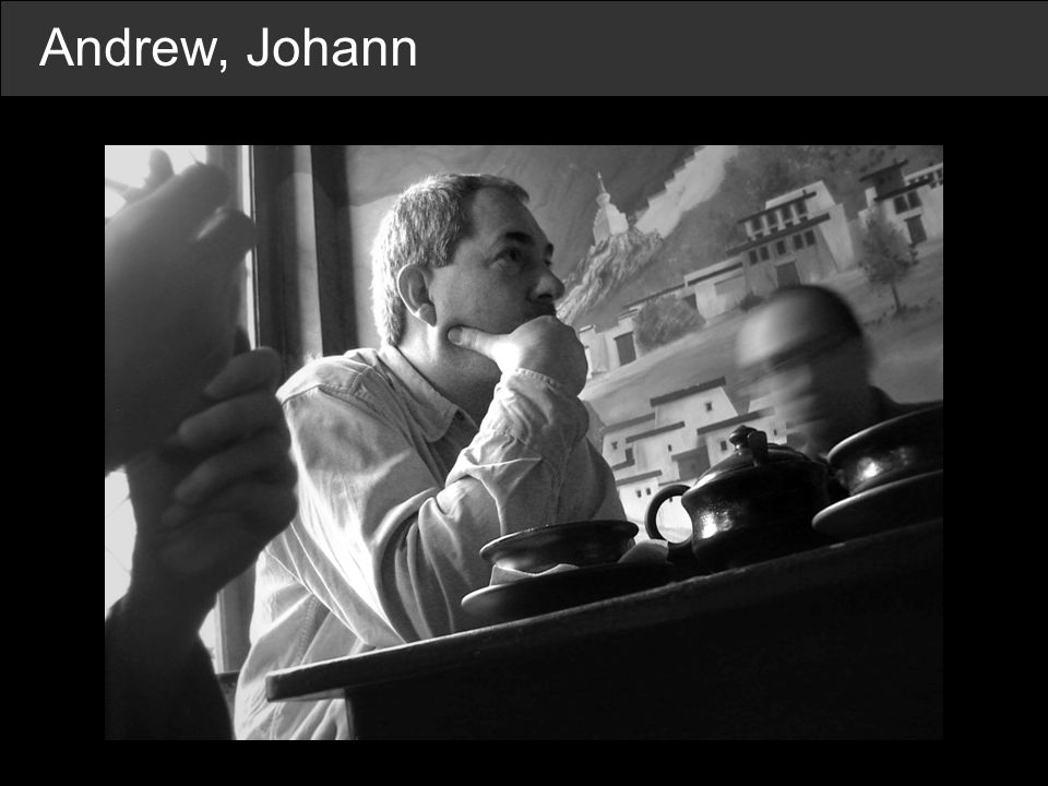 Andrew, Johann
