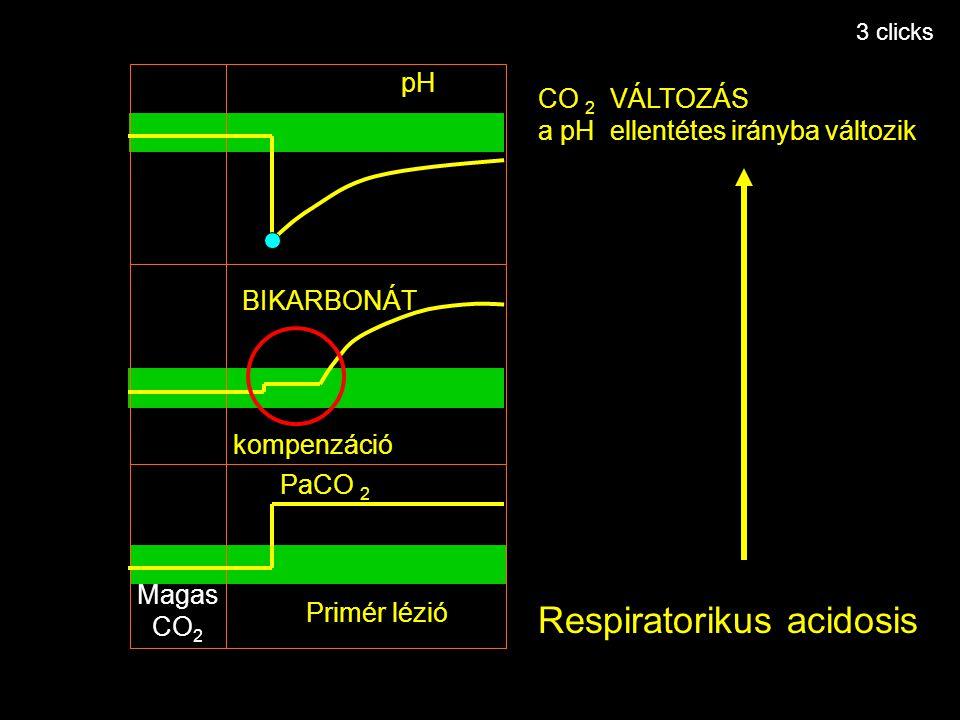Respiratorikus acidosis