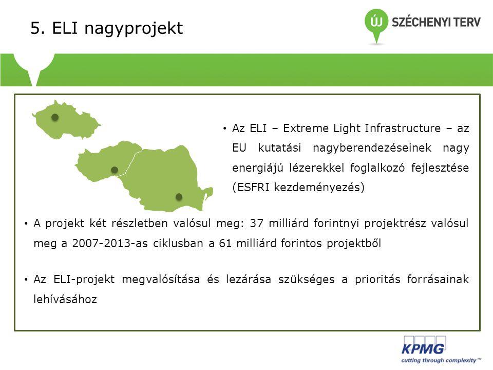 5. ELI nagyprojekt