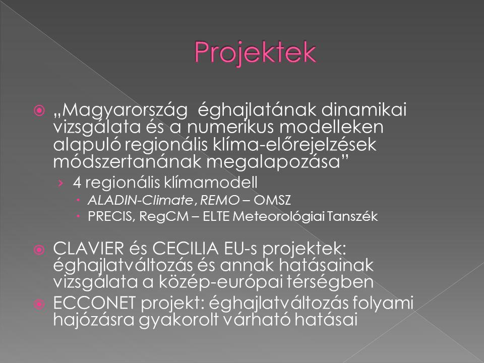 Projektek