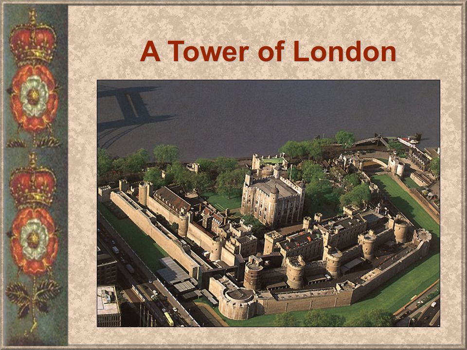 A Tower of London