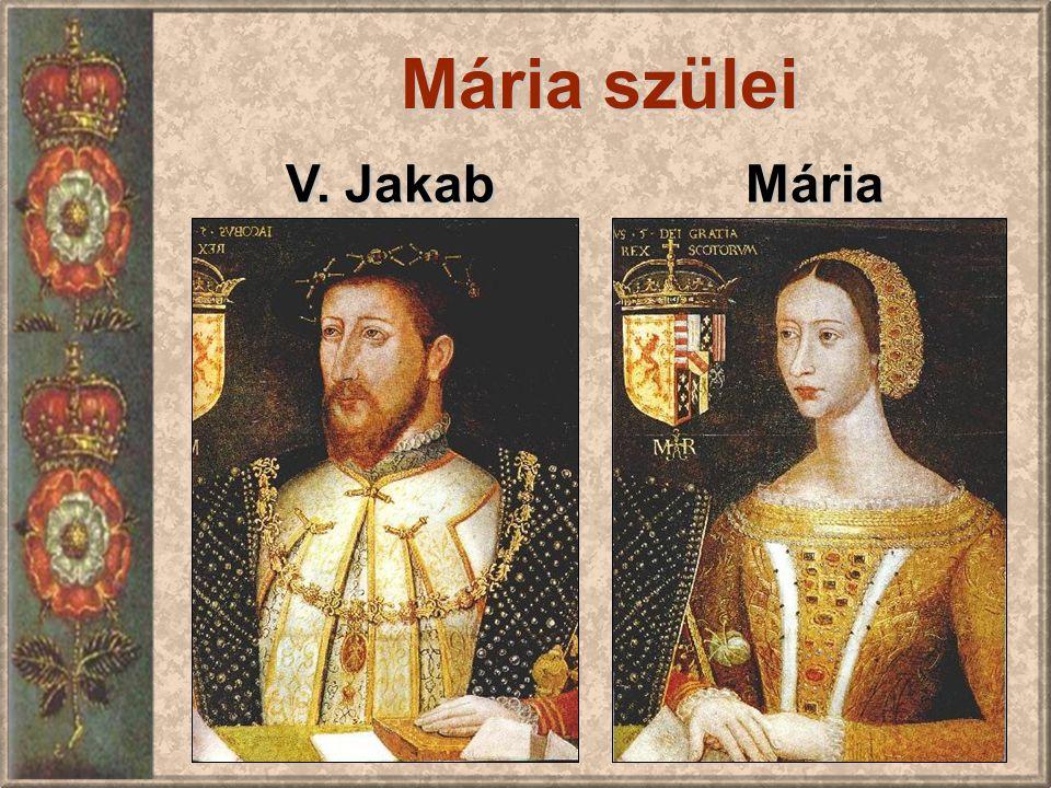 Mária szülei V. Jakab Mária