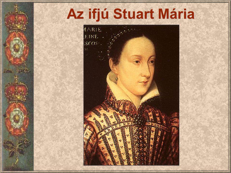 Az ifjú Stuart Mária