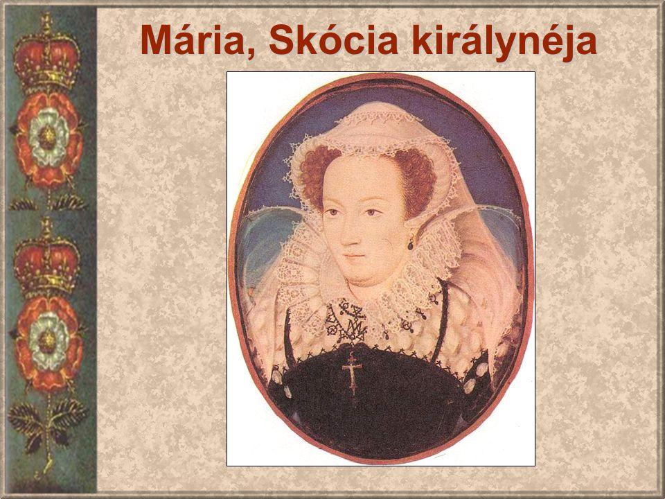Mária, Skócia királynéja