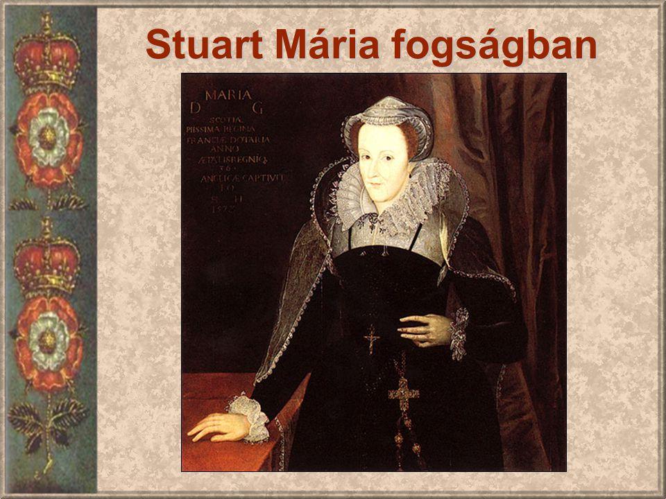 Stuart Mária fogságban