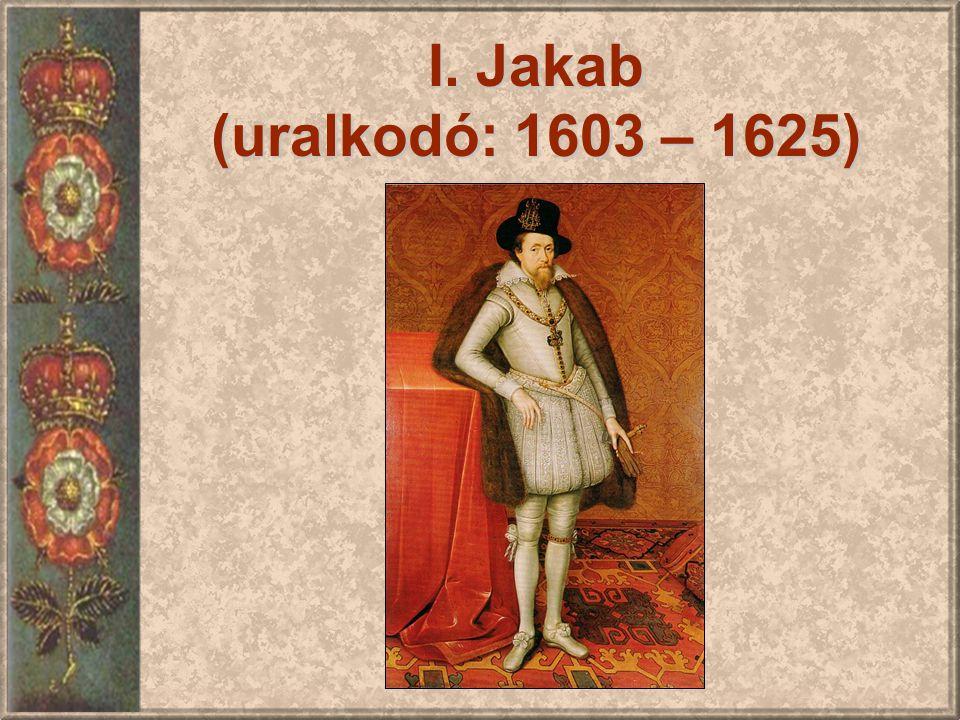 Jakab (uralkodó: 1603 – 1625)