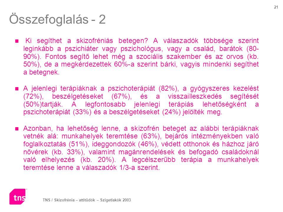 Összefoglalás - 2
