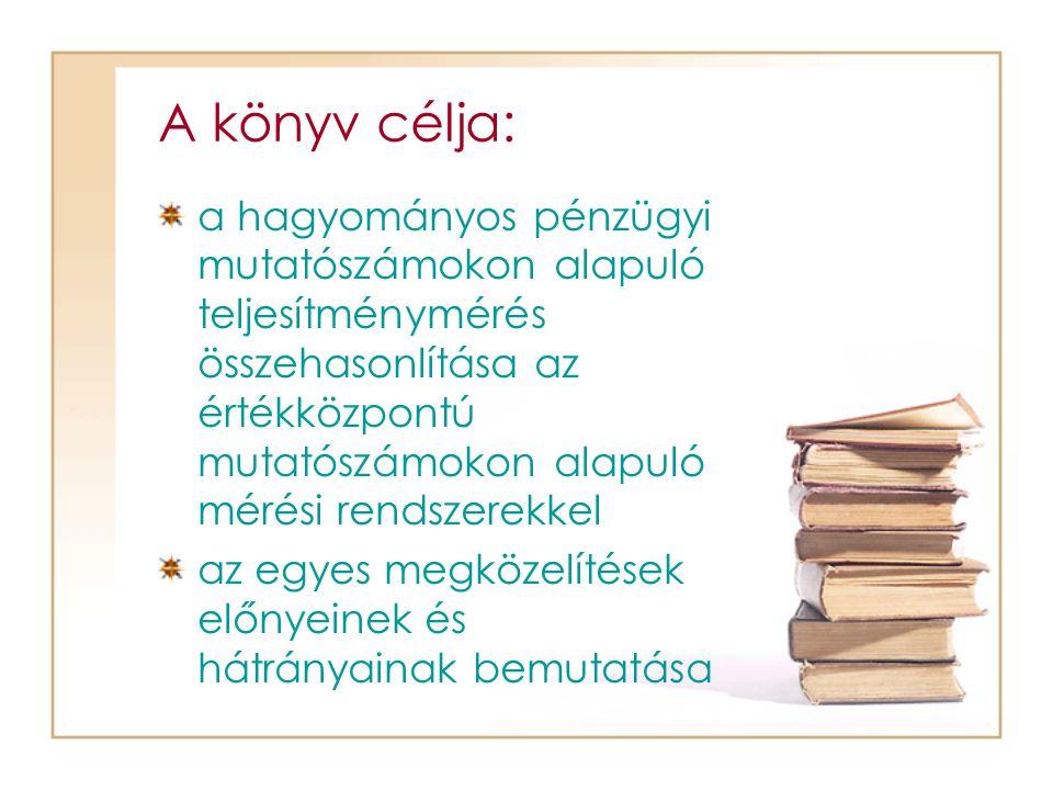 A könyv célja: