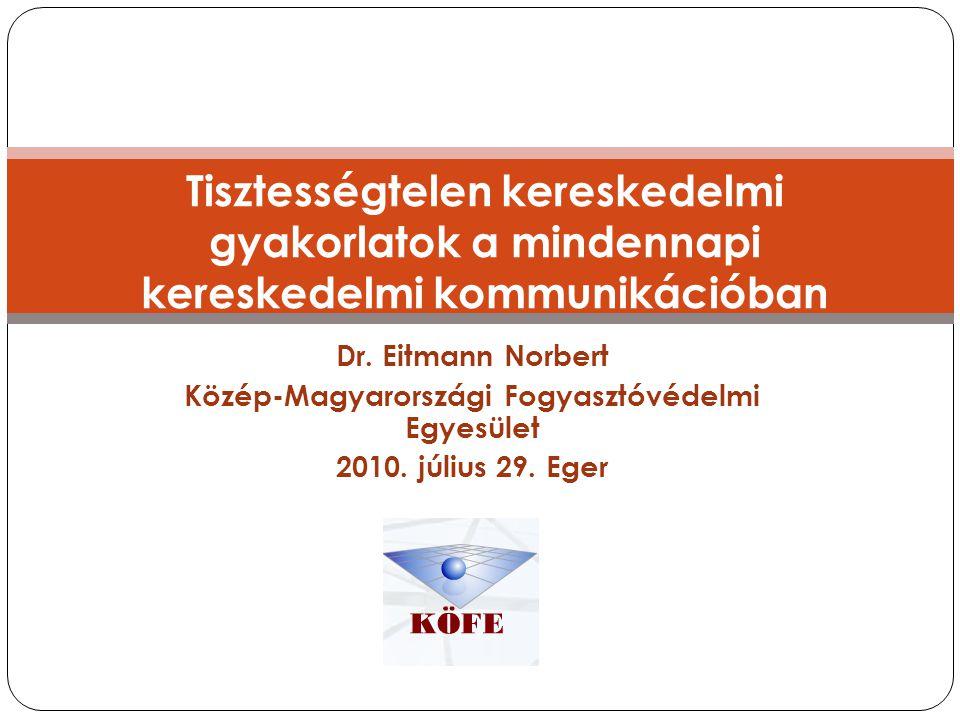 Közép-Magyarországi Fogyasztóvédelmi Egyesület