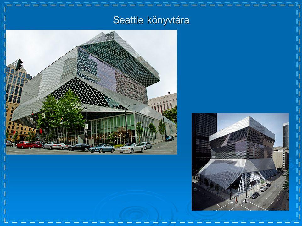 Seattle könyvtára