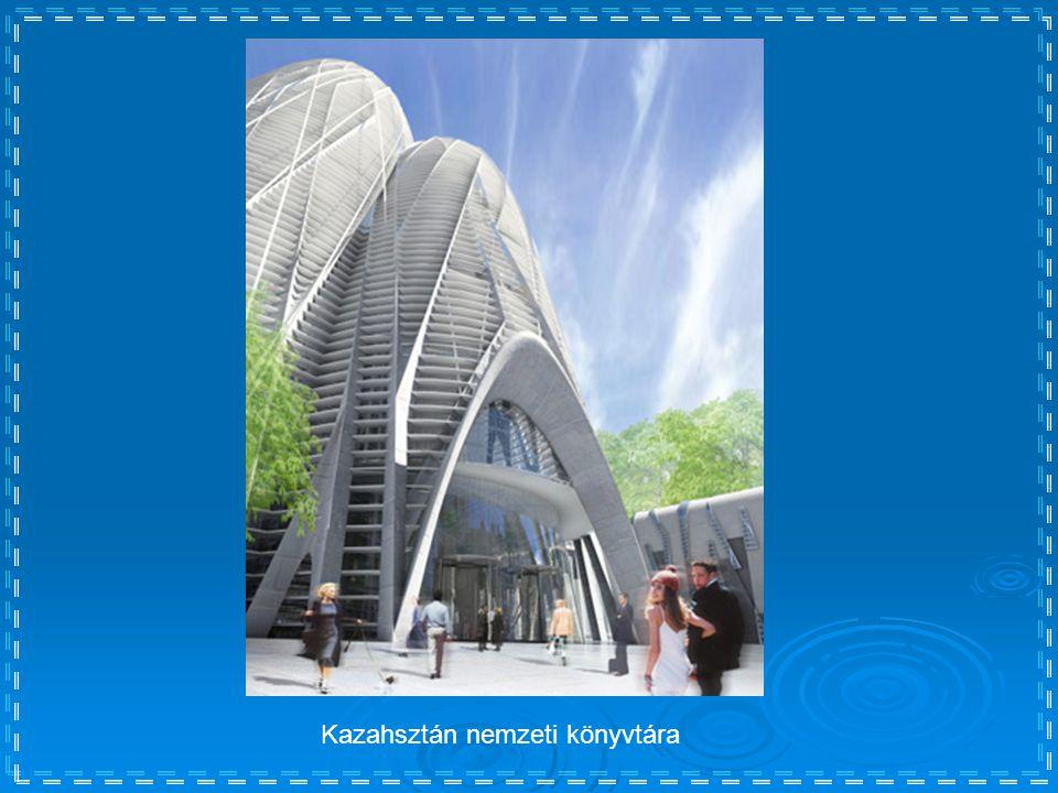 Kazahsztán nemzeti könyvtára