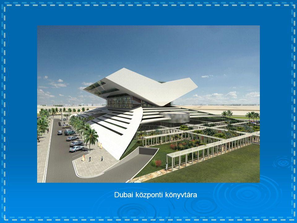 Dubai központi könyvtára
