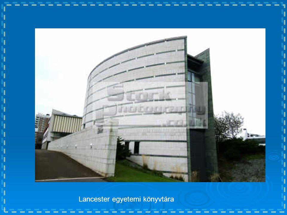Lancester egyetemi könyvtára