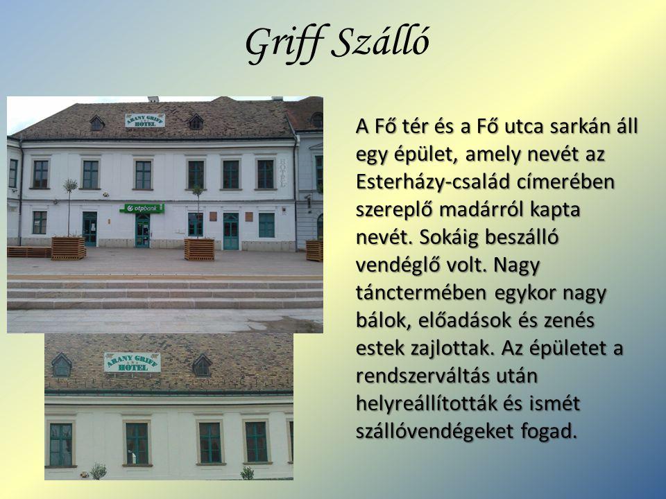 Griff Szálló