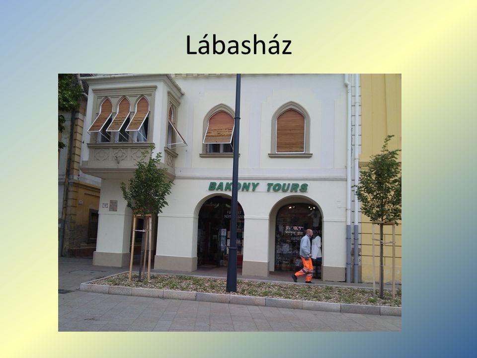 Lábasház