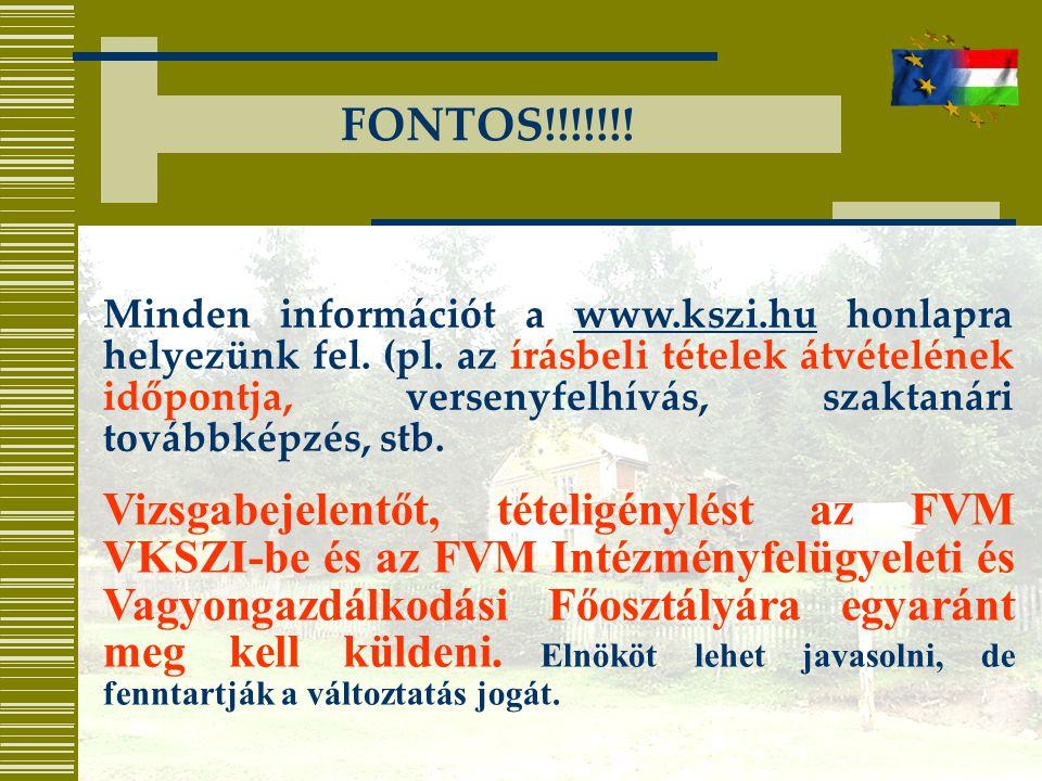 FONTOS!!!!!!!