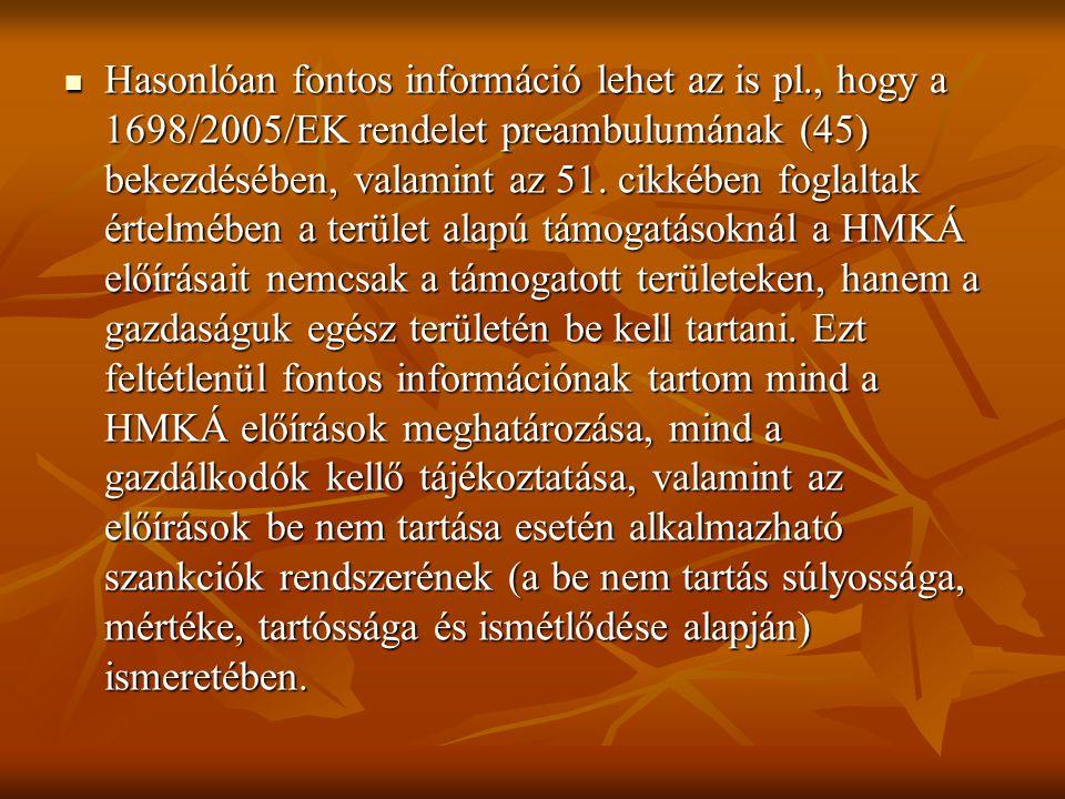 Hasonlóan fontos információ lehet az is pl