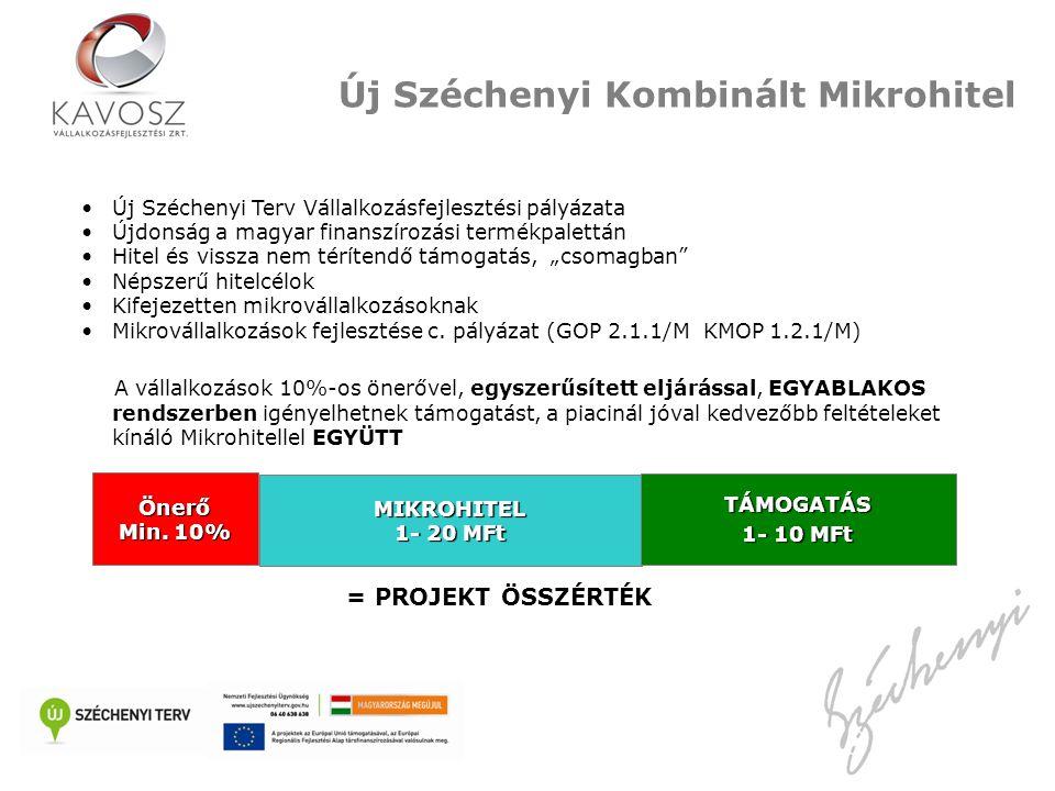 Új Széchenyi Kombinált Mikrohitel