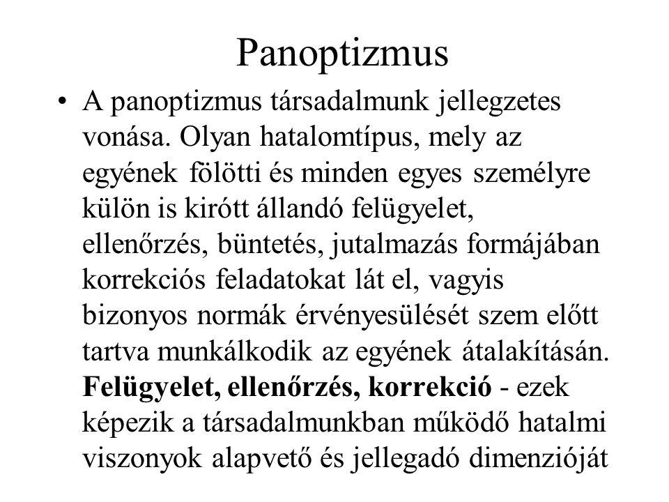 Panoptizmus