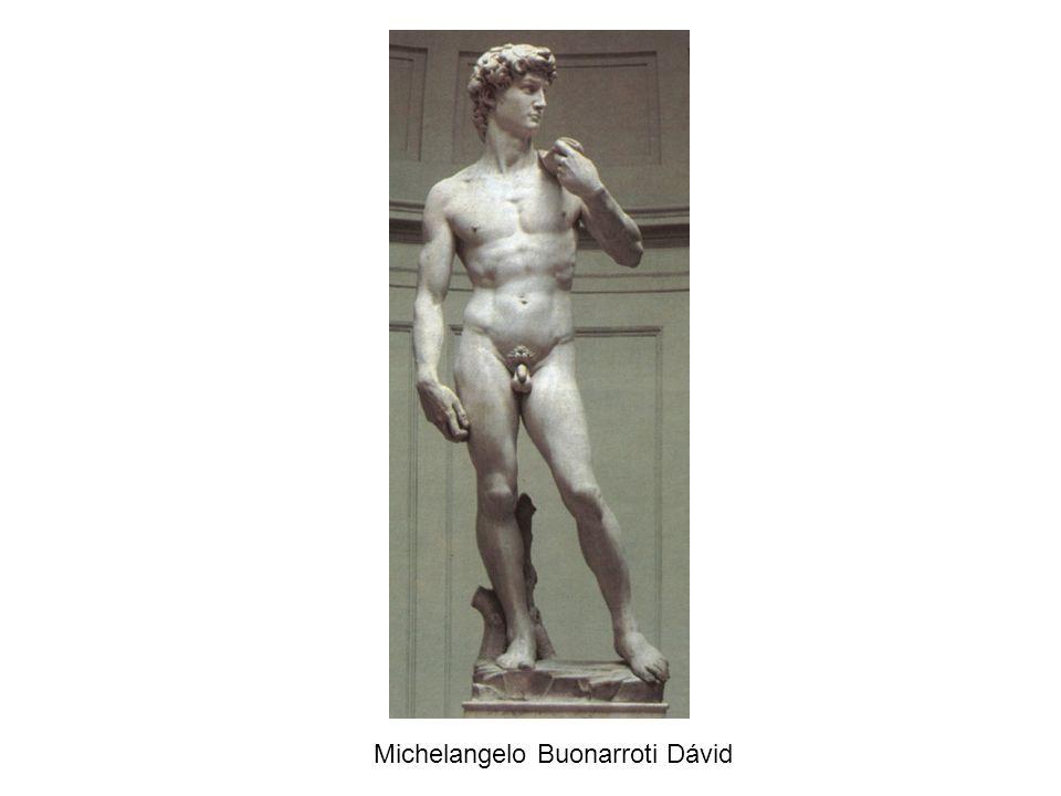 Michelangelo Buonarroti Dávid