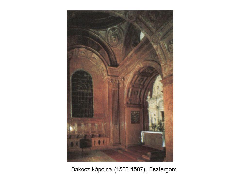 Bakócz-kápolna (1506-1507), Esztergom