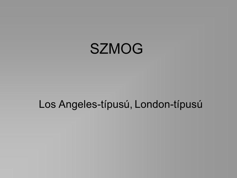 Los Angeles-típusú, London-típusú