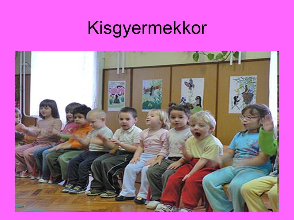 Kisgyermekkor