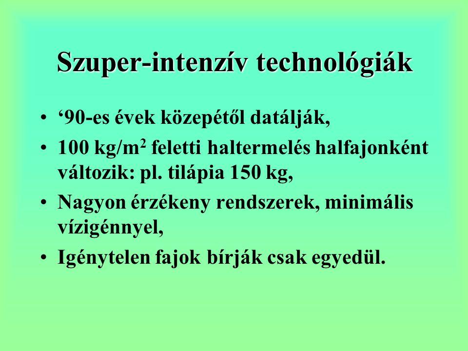 Szuper-intenzív technológiák