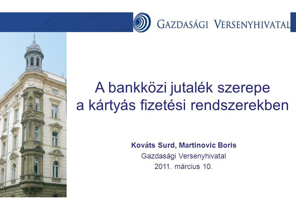 Kováts Surd, Martinovic Boris
