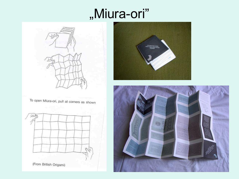 """""""Miura-ori"""