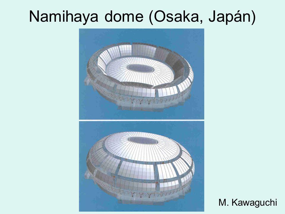 Namihaya dome (Osaka, Japán)