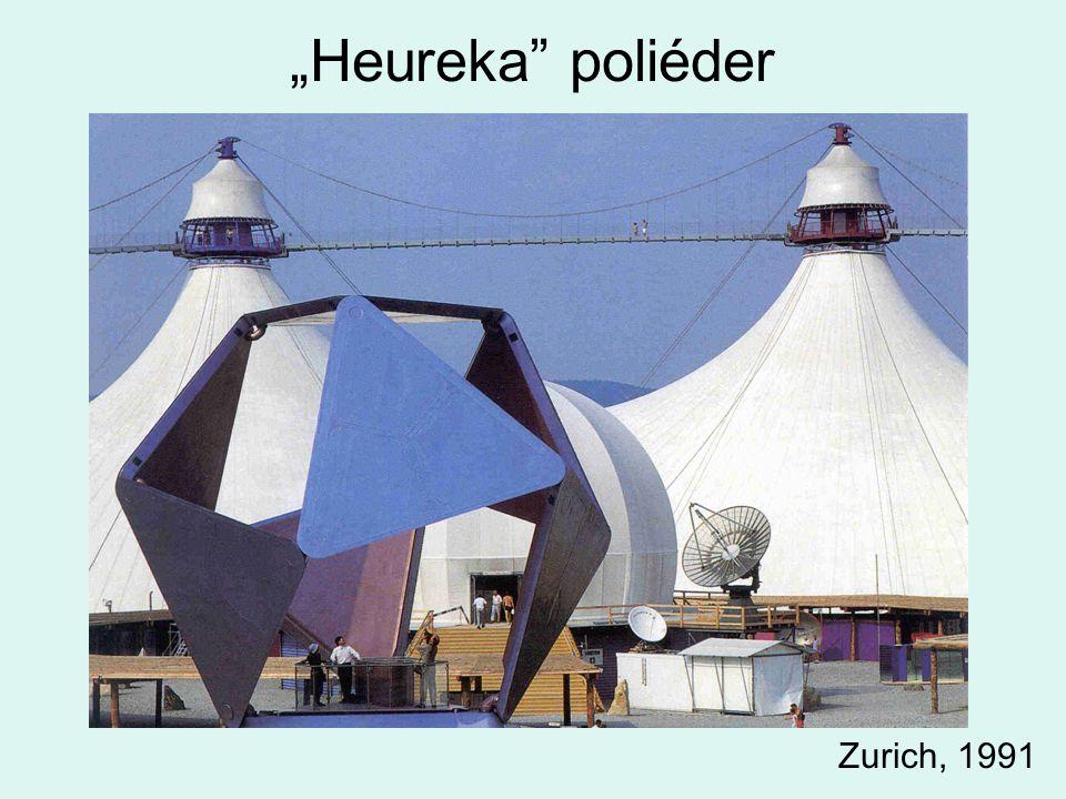 """""""Heureka poliéder Zurich, 1991"""