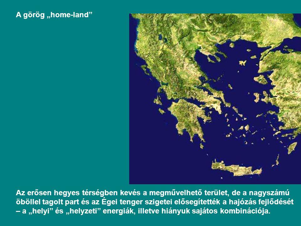 """A görög """"home-land"""
