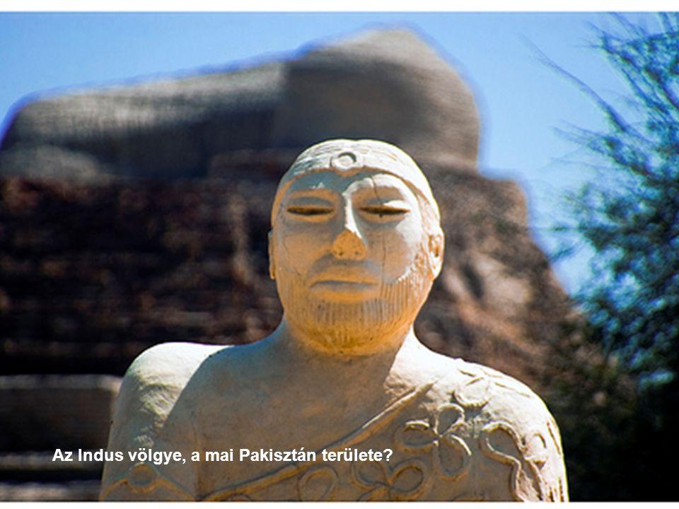 Az Indus völgye, a mai Pakisztán területe