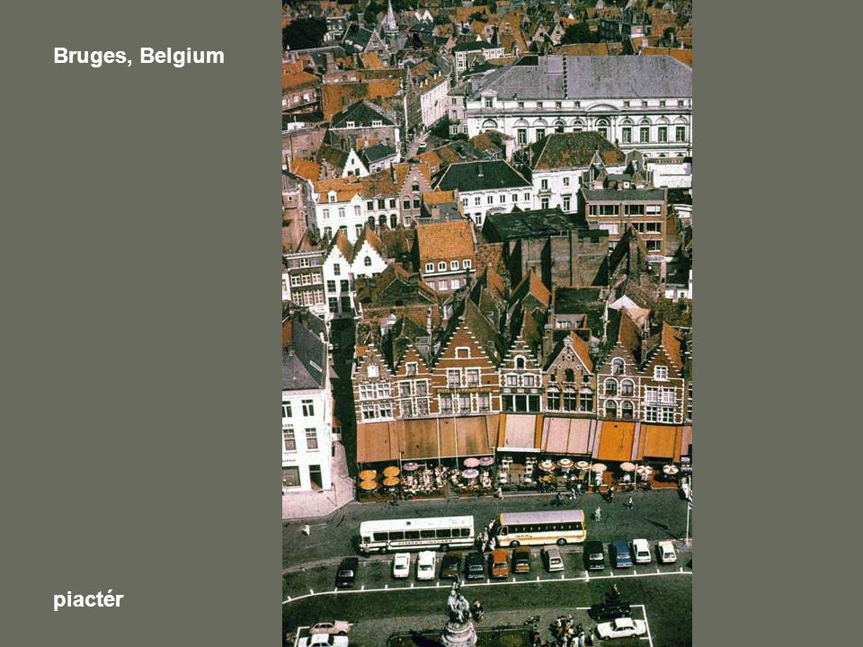 Bruges, Belgium piactér