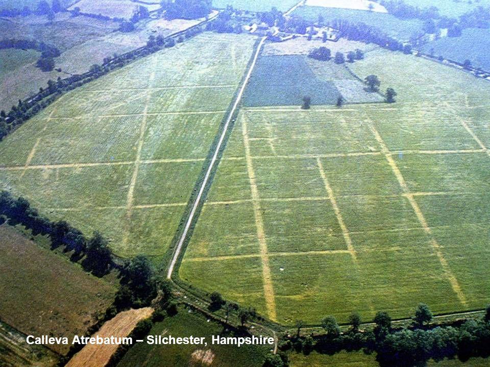Calleva Atrebatum – Silchester, Hampshire