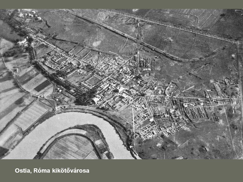 Ostia, Róma kikötővárosa
